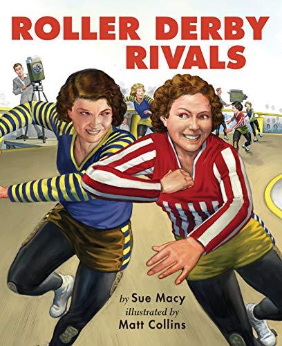 9780823429233: Roller Derby Rivals