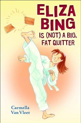 9780823429448: Eliza Bing is (Not) a Big, Fat Quitter
