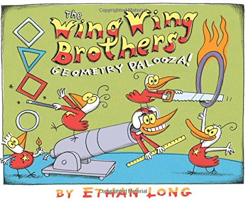9780823429516: The Wing Wing Brothers Geometry Palooza!