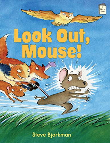 9780823429530: Look Out, Mouse! (I Like to Read®)