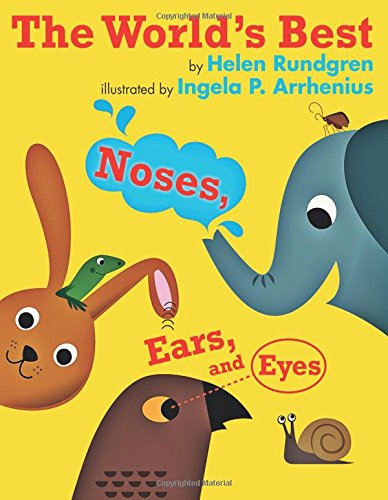 9780823431618: The World's Best Noses, Ears, and Eyes