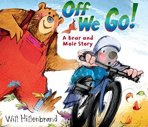 9780823431724: Off We Go!: A Bear and Mole Story