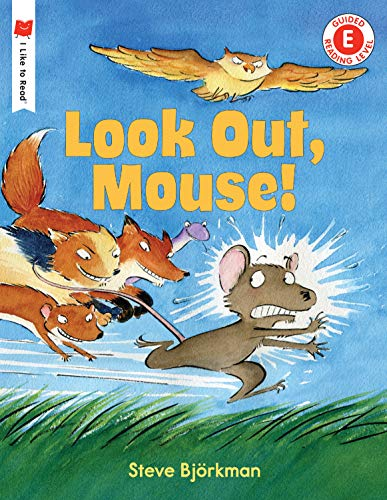 9780823433971: Look Out, Mouse! (I Like to Read®)