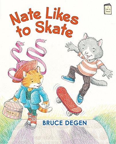 9780823435432: Nate Likes to Skate (I Like to Read)