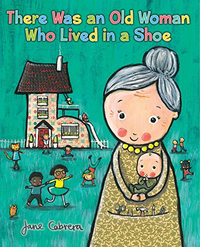 9780823435548: There Was an Old Woman Who Lived in a Shoe