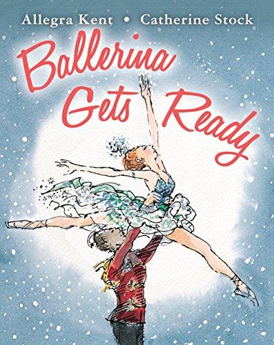 9780823435630: Ballerina Gets Ready