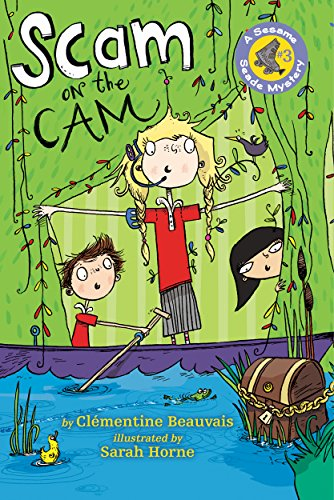9780823436309: Scam on the Cam: A Sesame Seade Mystery #3