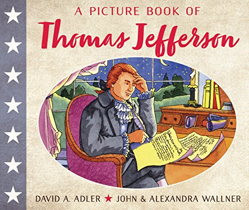 9780823440498: A Picture Book of Thomas Jefferson