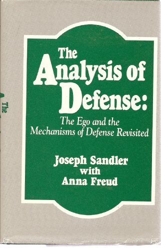 9780823601417: The Analysis of Defense: The Ego & the Mechanisms of Defense Revisited