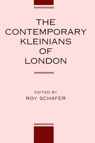 9780823610556: The Contemporary Kleinians of London