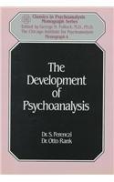 9780823611973: The Development of Psycho-Analysis (Classics in Psychoanalysis, Monograph 4)