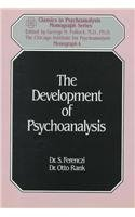9780823611973: The The Development of Psycho-Analysis