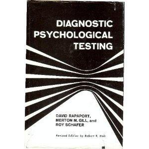 9780823612604: Diagnostic Psychological Testing
