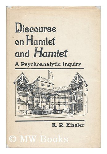 9780823612871: Discourse on Hamlet and Hamlet: A Psychoanalytic Inquiry