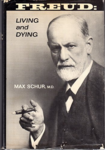 9780823620258: Freud: Living and Dying