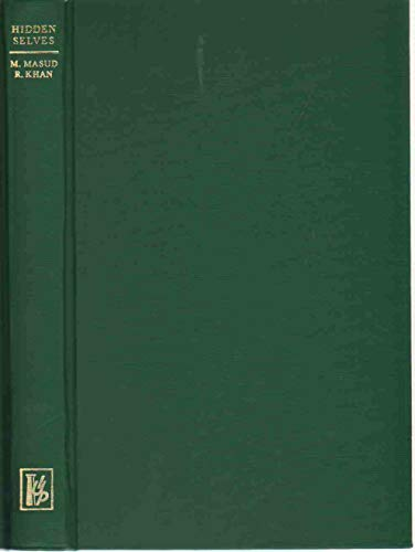 9780823623235: Hidden Selves: Between Theory and Practice in Psychoanalysis