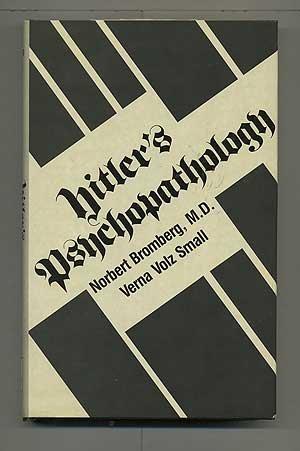 9780823623457: Hitler's Psychopathology