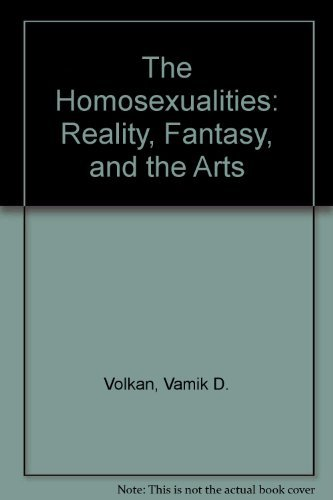 9780823623471: The Homosexualities: Reality, Fantasy, and the Arts