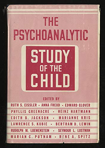 9780823649624: Psychoanalytic Study of the Child