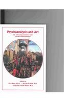 9780823651153: Psychoanalysis and Art: The Artistic Representation of the Parent/Child Relationship