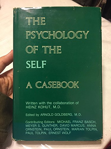 9780823655823: The Psychology of the Self: A Casebook