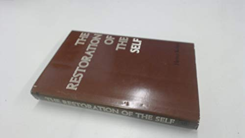 9780823658107: The Restoration of the Self