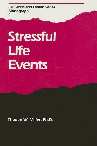 9780823661657: Stressful Life Events