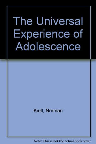 9780823667208: The Universal Experience of Adolescence