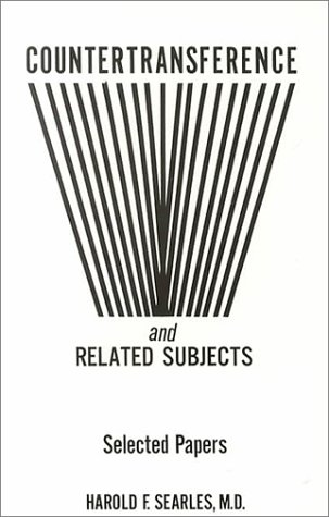9780823680214: Countertransference and Related Subjects: Selected Papers
