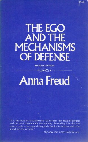 9780823680351: The Ego and the Mechanisms of Defense: The Writings of Anna Freud
