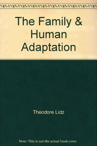 9780823680511: The Family & Human Adaptation