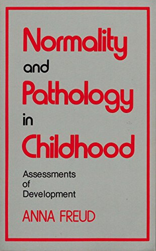9780823681655: Normality and Pathology in Childhood