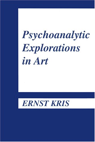 9780823682201: Psychoanalytic Explorations in Art