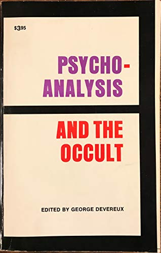 9780823682409: Psychoanalysis and the Occult