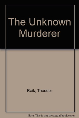9780823683208: The Unknown Murderer