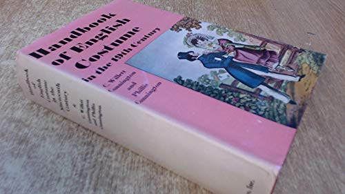 9780823800803: Handbook of English costume in the nineteenth century,