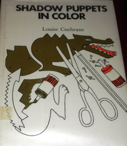 9780823801398: Shadow puppets in color (The Puppet library)