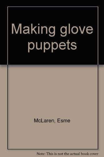 Making Glove Puppets
