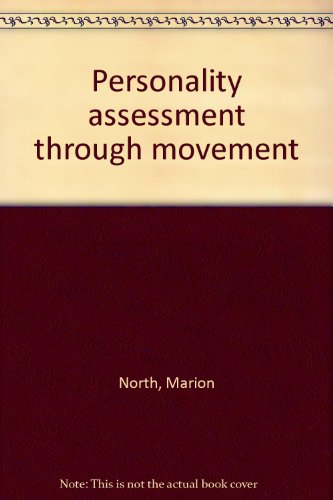 9780823801732: Personality assessment through movement