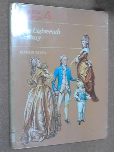 Costume Reference: The Eighteenth Century No. 4 9780823802166 Describes and illustrates the clothing and accessories of English men, women, and children of all classes from Roman and Saxon times to