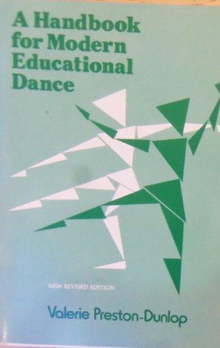 9780823802470: A handbook for modern educational dance