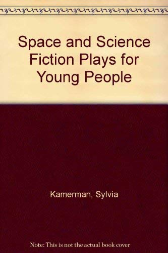 9780823802524: Space and Science Fiction Plays for Young People
