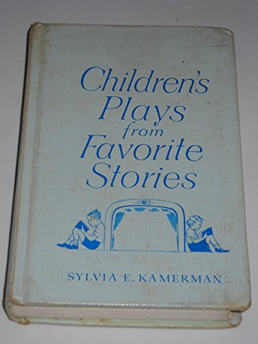 9780823802708: Children's Plays from Favorite Stories