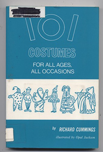 9780823802869: 101 Costumes: For All Ages, All Occasions