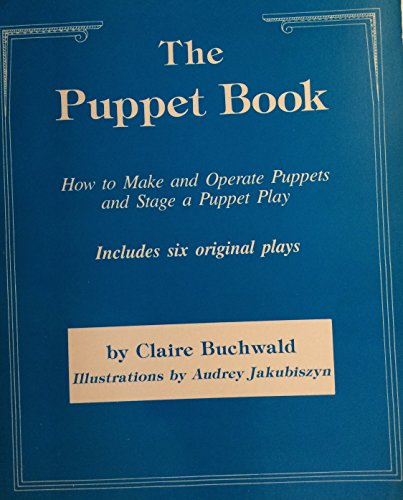 9780823802937: The Puppet Book