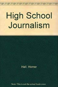 9780823906482: High School Journalism