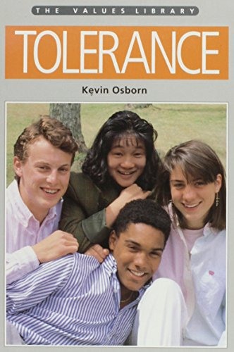 Tolerance (The Values Library) (0823915085) by Osborn, Kevin