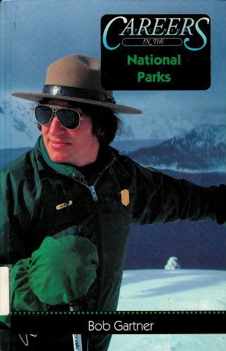 9780823917266: Exploring Careers in the National Parks