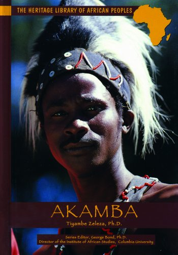 9780823917686: Akamba (Heritage Library of African Peoples)