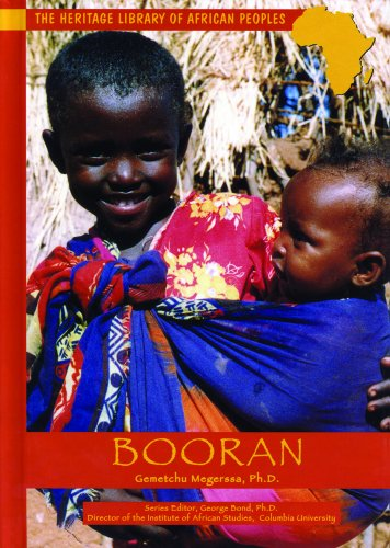 9780823917693: Booran (The Heritage Library of African Peoples)